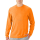 Mens Baseball Long Sleeve Tee Varies Colors Available Crew T Shirt With Rib Cuffs