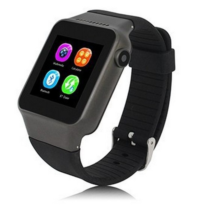Original ZGPAX S39 Bluetooth Smart Watch 1.54 inch SIM Card Android Smartwatch Sport wristwatch for Samsung/HTC Android phone