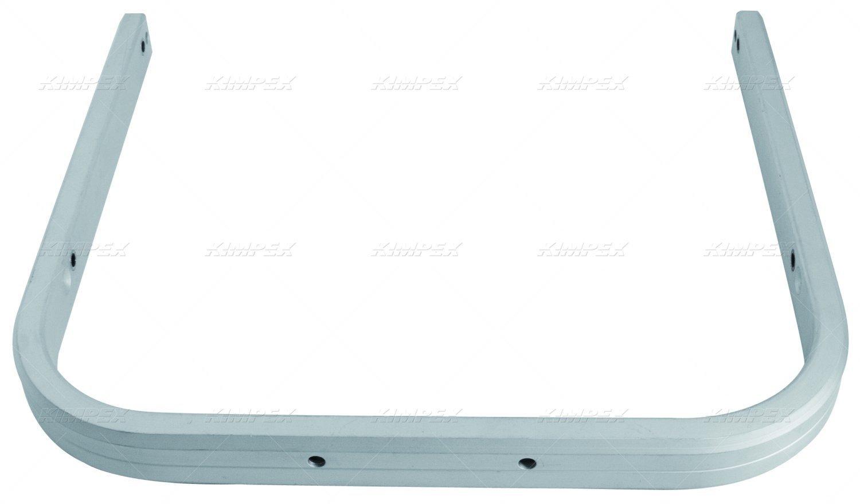 REV-XR Ski-Doo New OEM Heavy Duty Rear Bumper Black REV-XS REV-XP 120-136