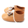 Pure color soft sole baby Mary Jane shoes for girl