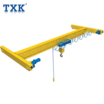 txk overhead crane price 5 ton with electrical wiring diagram
