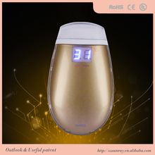 Multifunction mini Lightens Dark Under Eye Circles portable rf beauty system Improves facial and neck muscle tone