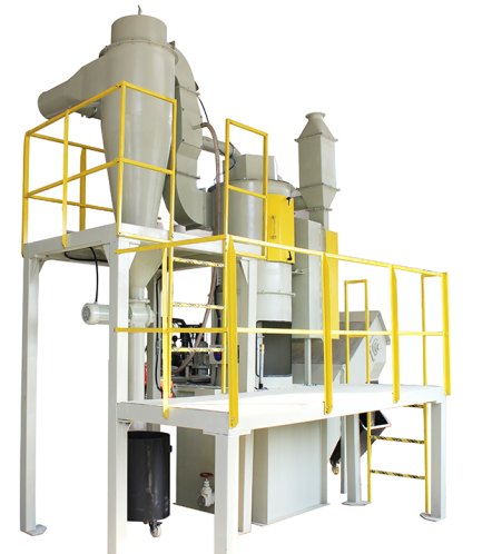 Mayflay Passed CE Certificate Water Dust Collector For Shot Blasting Machine