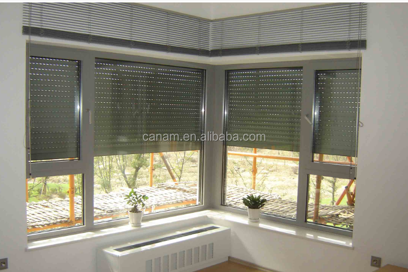 Automatic Window Metal Rolling Shutter