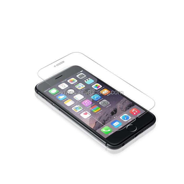 ¡Bienvenido OEM/ODM! Alto claro impermeable no burbuja Anti-scratch Super alta calidad protector de pantalla de PET para iPhone 6 s/6 S plus