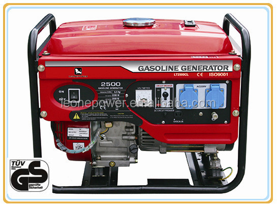 2kW 3kW Petrol Low price mini generator