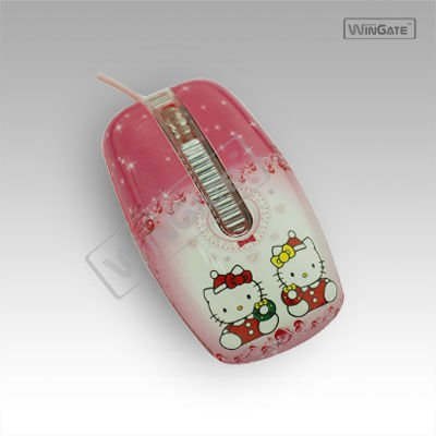 Hello Kitty USB 3D Optical Mouse