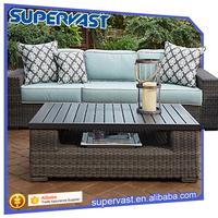 Luxury Outdoor Living Garden Furniture 4PC Deep Seating Patio Set