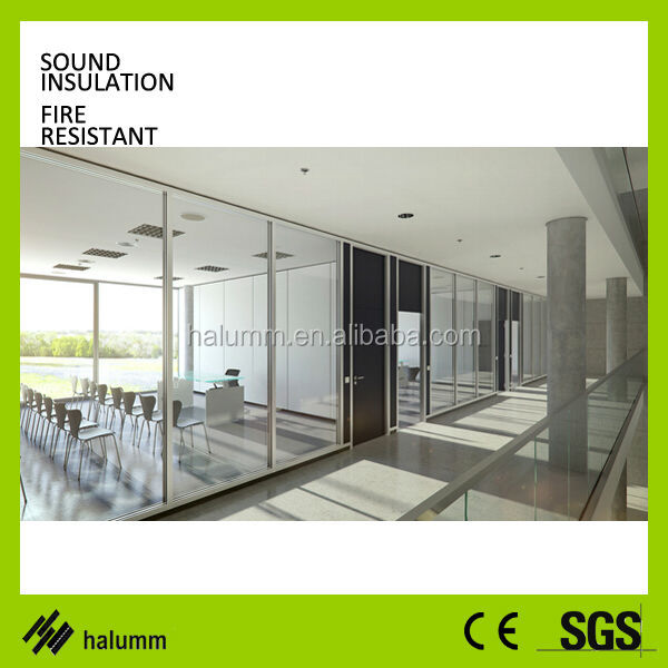 sliding soundproof movable partition folding acoustic panel movable partition wall