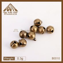 Metal Hot selling JTL manufacture christmas bells pendant