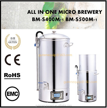 X'Mas Gift Lists/ Beer Brewing Equipment/ Guten 50L / Mini Brew