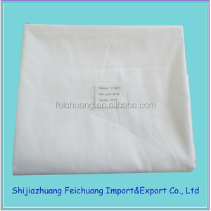 Polyester Cotton T/C 65/35 80/20 90/10 pocket lining fabric