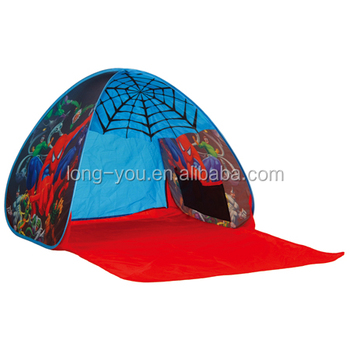 Spiderman play tent for kids Pop up toys tent child sleeping tent  sc 1 st  Alibaba : pop up play tent for kids - memphite.com