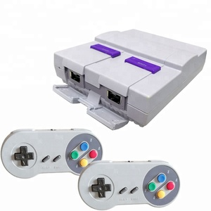 High Quality 16 bit game system super mini classic TV game console Built in 100 games