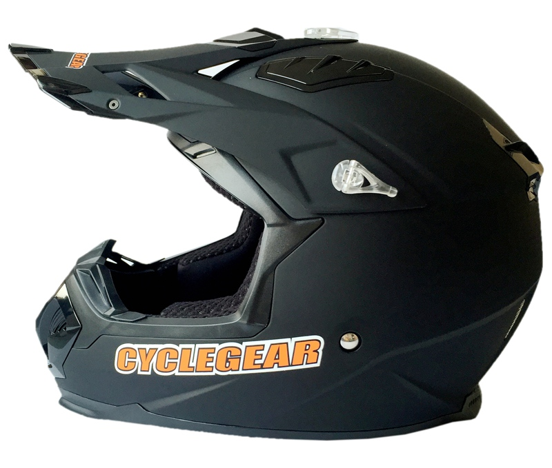 Cyclegear Brand Motorcycle Helmet Off Road MX Casco Capacetes CG315