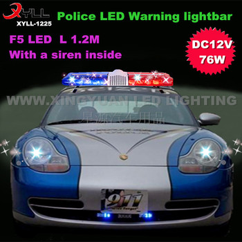 Dcv Ambulanceemergency Light Bar Led Warning Signal Light Bar - Car signal light