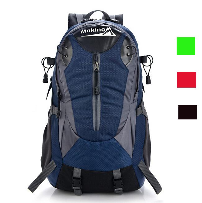 Get Quotations · 2015 Women   Men Backpacks Travel Hiking Sports Bag  Waterproof Nylon Outdoor Camping Mountaineering Backpacks Shoulder 074b097e5054