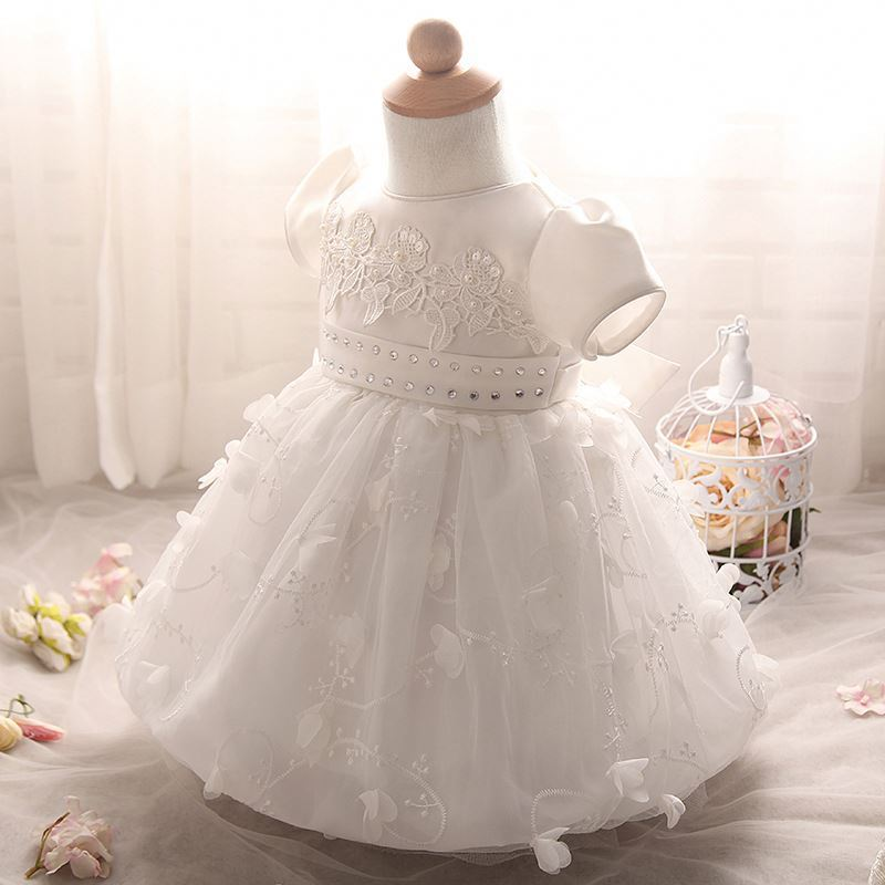 Kids Party Dress holy communion dresses wholesale hair accessories latest designs for simple design girls frock