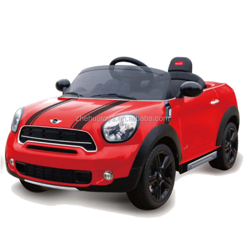 2017 newest licensed mini countryman ride on car kids electric car for sale