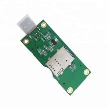 Barato al por mayor Mini PCI-E a USB (con tarjeta SIM) <span class=keywords><strong>adaptador</strong></span>
