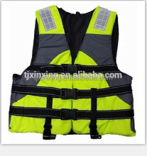 reflective patch police water safety vest