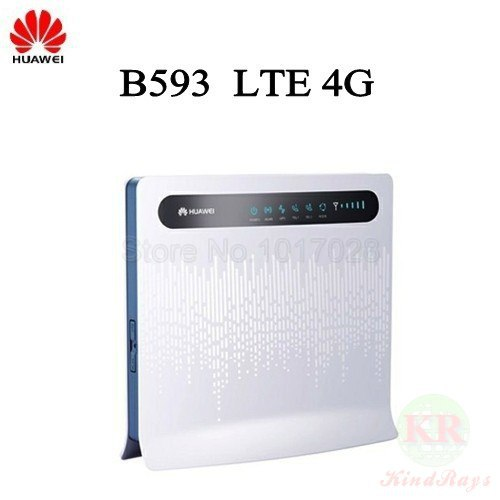 huawei b593 4g lte cpe industrial wifi router post Bold