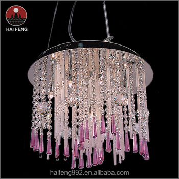 Zhongshan Small Chrome Crystal Chandelier Low Price Decorative ...