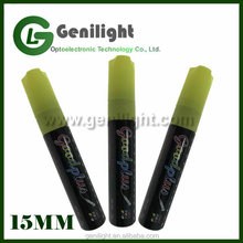 Flashing Boards 15mm 8 Colors Fluorescent Liquid Chalk Marker Pen