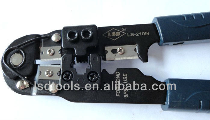 Hand Tools Supplier RJ45 network crimping tool networking hardware tools