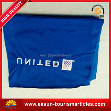 100 polyester fleece hospital blanket