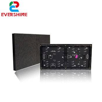 Indoor P5 RGB Led Modules SMD3528 3in1 Full color LED Display Unit Module 320x160mm p5 LED Panel