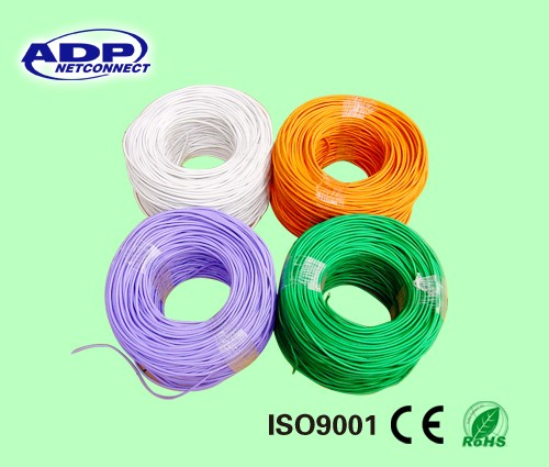 2016 BEST PRICE 8 pair cat5 24awg utp ftp cat5e cable lan cable 305m
