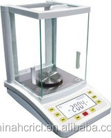 Read Ability 0.0001g Electronic Analytical Balance for lab and hospital