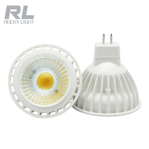3 watt 12v Aluminum led spotlight MR16 base lamp high quality spot light