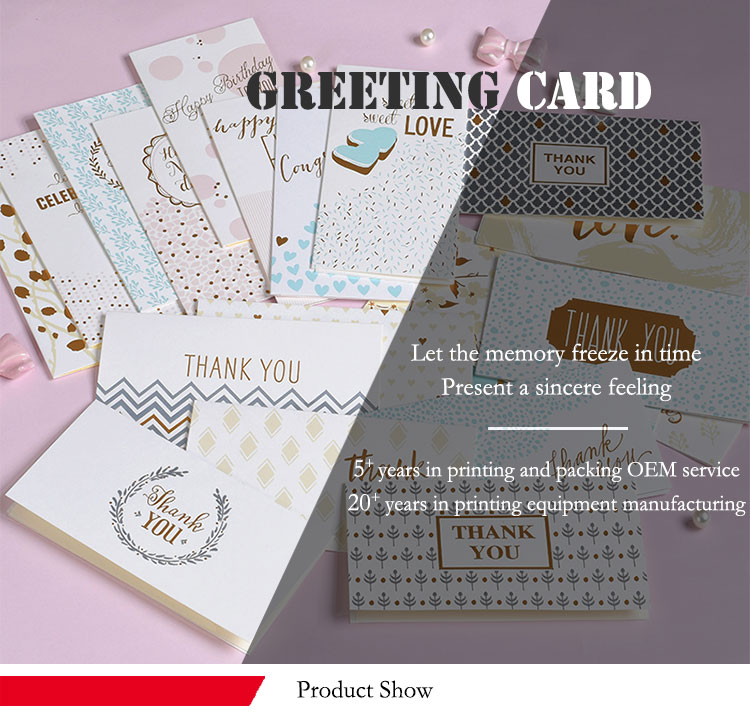 hotsale handmade popular paper Love confession wedding invitation creative 3D business custom thankyou greeting card