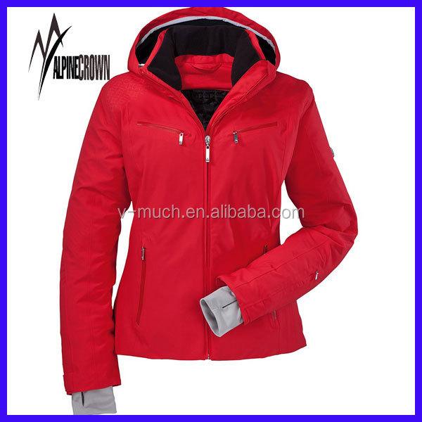 Wholesale Fashion Winter Jacket Designer Girls Ski Jacket /winter ...