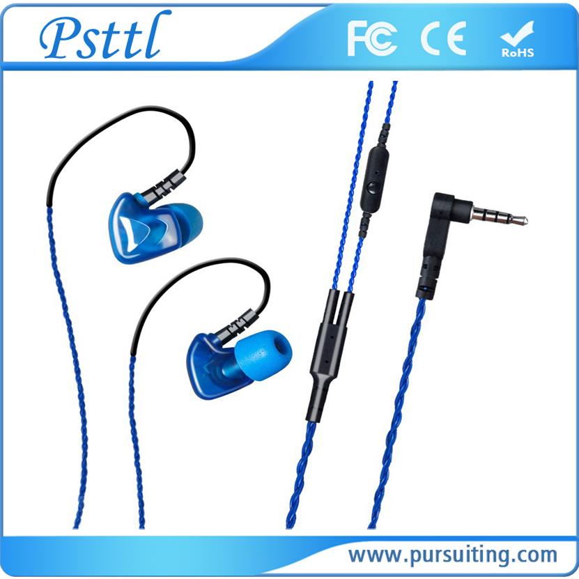 Brand Plextone S50 Noise Cancelling In Ear Sport Headset Hifi ...