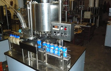 Split Isobaric Pressure Filler For Carbonated Cans Equipment