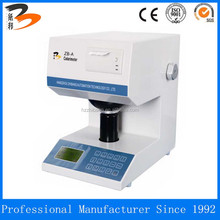 ZB-A Manufacturer supply color testing machine brightness tester ISO 2469 ISO 2470 ISO 2471 method