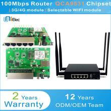 MTK MT7623 Enterprise Router LTE 4G WIFI OpenWrt Wireless MT7603