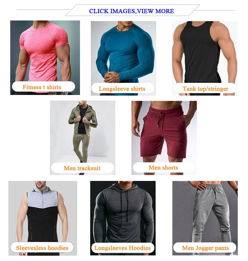 Vestito degli uomini di Sport Jogger Tuta Uomo Tuta Tuta