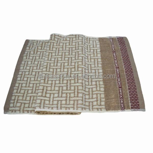 100% Cotton Little Check Cheap Kitchen Towel Bulk