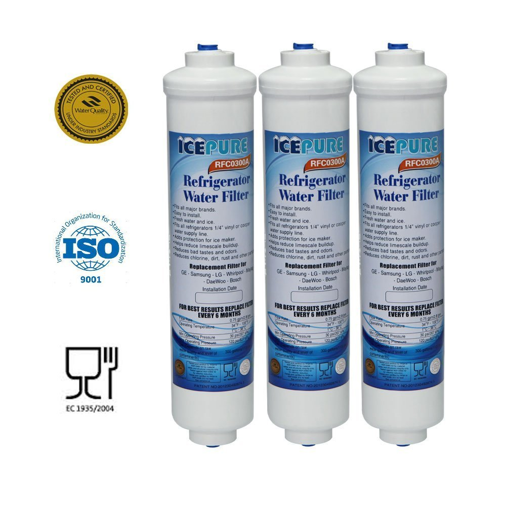 Buy Icepure Water Filter Replacement Cartridge For