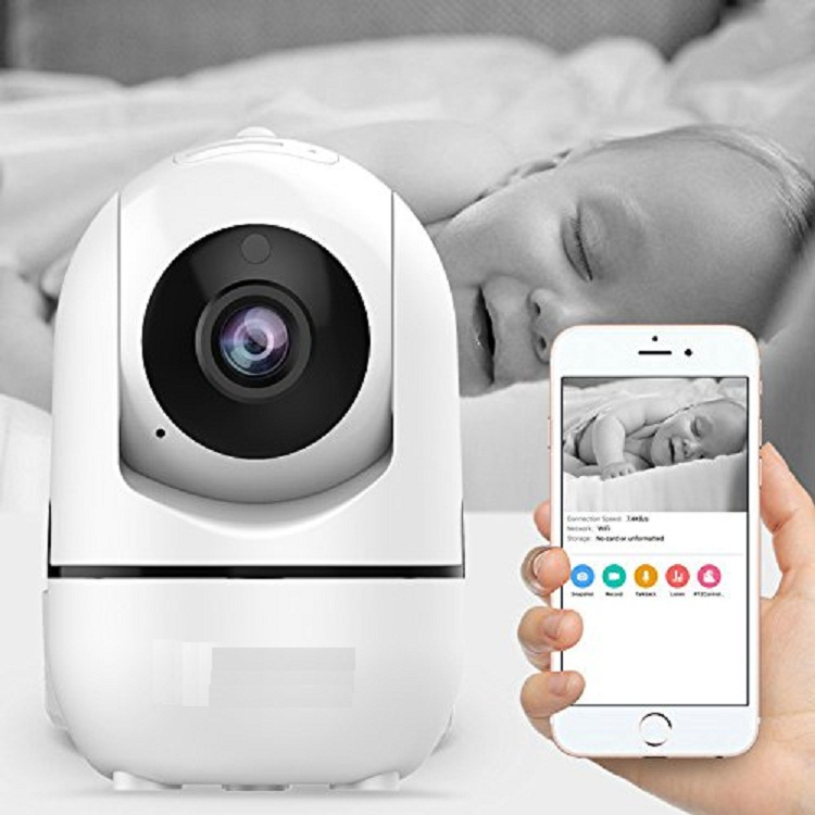 1080P ip camera cloud storage hd motion detection smart home wifi camera