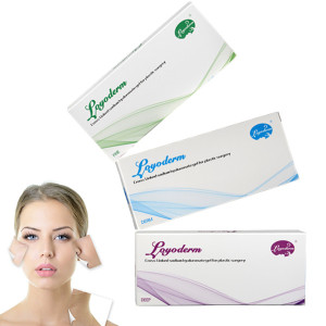 1ml 2ml 5ml Loyoderm cross-linked facial filler hyaluronic acid on sale