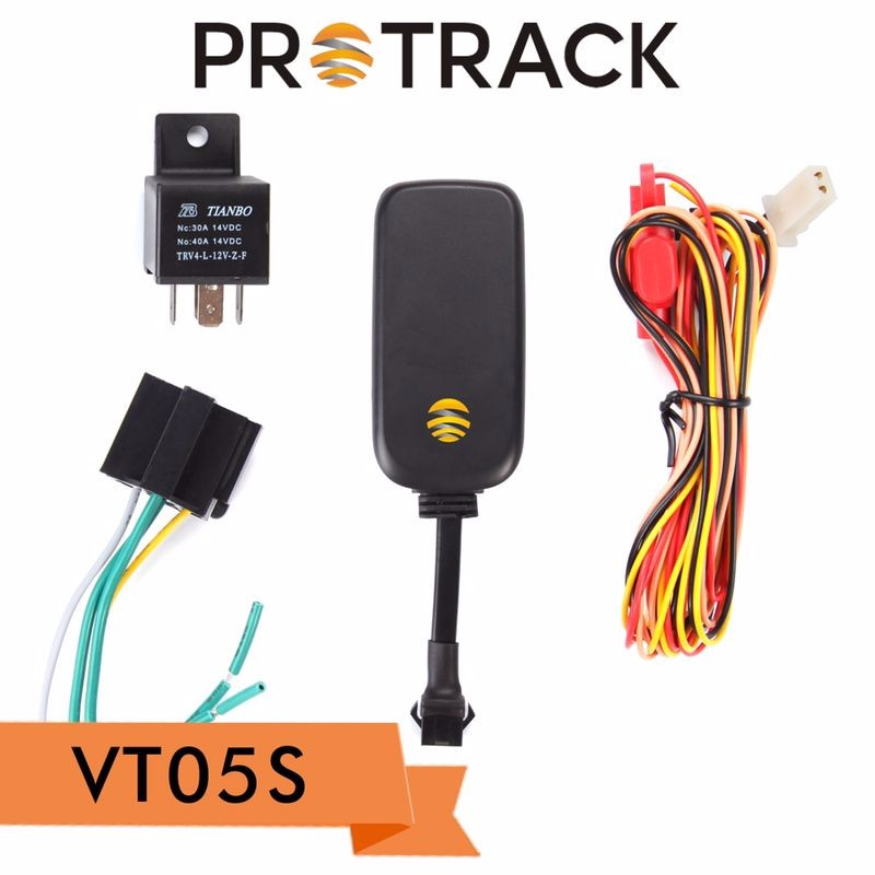 PROTRACK GPS Vehicle Tracker TK103 Support Remote Control Car with Android and IOS App Car GPS Tracker VT05S
