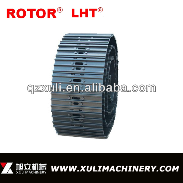 SH300 Excavator and bulldozer undercarriage parts track shoe