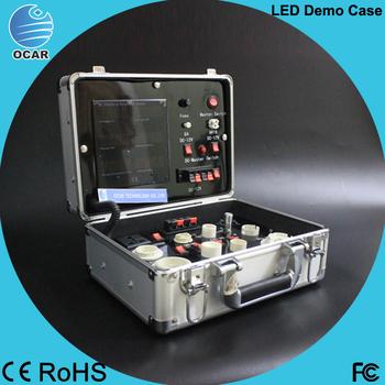 Portable Led Suitcase Led Test Kit Demo Case Buy Led