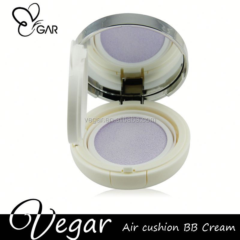 intensive bb whitening cream plastic tube packaging BB air cushion cream
