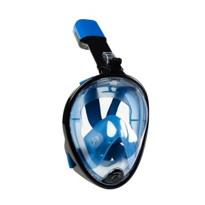 Full Face Snorkel Mask With Safe Lock Diving Mask